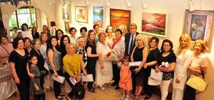 Balçova'nın ressam anneleri