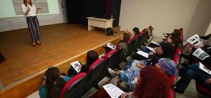 Kadınlara girişimcilik ve liderlik semineri