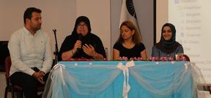 ENFEST'te anneler hayat hikayelerini paylaştı