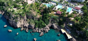 Muratpaşa Belediyesi'nin halk plajlarına Mavi Bayrak