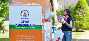 Muratpaşa Belediyesi'nden 'Geri Dönüşüm Mağazası'