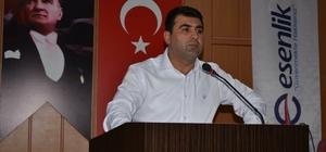 CHP Battalgazi İlçe Başkanlığına Emin Dönmez getirildi