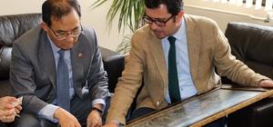 Güney Kore Büyükelçisi Bergama'yı tanıtacak