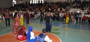 Kulu'da özel eğitim ve rehabilitasyon merkezinde ahar etkinliği yapıldı