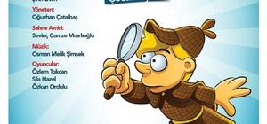 Arifiye'de 'Şirin ile Dedektifler' isimli çocuk oyunu gösterime çıkıyor