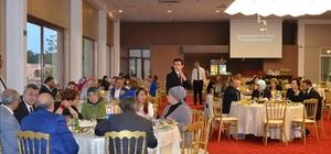 Edirne'de koruma ve bakım altında bulunan çocukların yararına yemek verildi