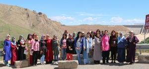 """Elazığ'da, """"Kültür"""" Turları"""" devam ediyor"""