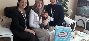 """Ereğli Belediyesi'nden """"Hoşgeldin Bebek"""" projesi"""