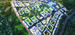Kepez Santral Kentsel Dönüşüm Projesi'ne 5 milyon avro hibe
