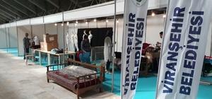 Viranşehir Ankara'daki tanıtım günlerine hazır