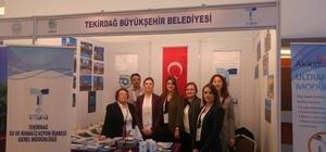 TESKİ 2. Uluslararası Su Ve Sağlık Kongresi'ne katıldı