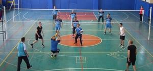 Havran Kaymakamlığı Voleybol Turnuvası yapıldı