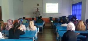 Üniversite öğrencilerine İş Sağlığı ve Güvenliği bilgisi