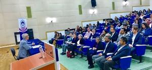 """""""Dış Politika Analizi ve Uluslararası Sistem Faktörü"""" konferansı"""