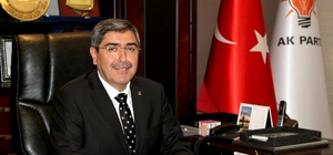 AK Partili Özkeçeci 19 Mayıs Bayramını kutladı