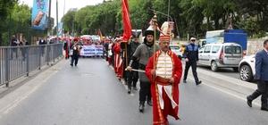 Eyüp'te 19 Mayıs Gençlik Şöleni başladı
