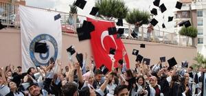ozdoğan MYO mezunlarını uğurladı