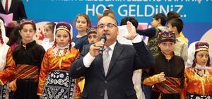 Ümraniye'de 9'uncu Geleneksel Spor Oyunları Festivali sona erdi