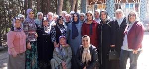 Gelibolu'da 'kardeş Kur'an kursu' buluşması