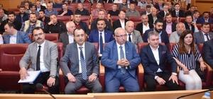 Başkan Albayrak ulaşım toplantısına katıldı