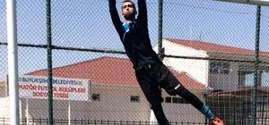 Amatör takımın kalecisi Fenerbahçe'de oynamak istiyor