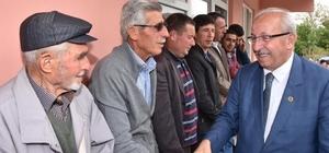 Başkan Albayrak Malkara'da yağmur ve şükür duasına katıldı