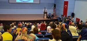 HRÜ'de  bilgisayar mühendisliğinde mezuniyet töreni yapıldı