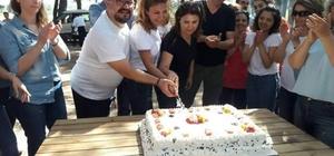 Ata Sağlık 3. yaşını kutladı