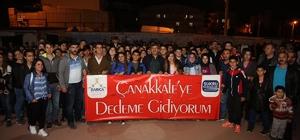 Darıcalı vatandaşlar Çanakkale turunda