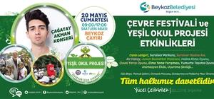 """Tarihi Beykoz Çayırı'nda """"Yeşil Okul"""" Şenliği"""