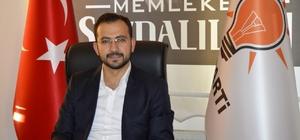 AK Parti İl Başkanı Tanrıver, Gençlik Bayramını kutladı