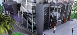 Maçka'da kültür merkezi yapımına başlanıyor