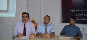 Besni'de 'Evde Bakım Hizmeti Bakıcı Eğitimi' gerçekleştirildi