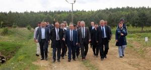 Muzaffer Büyükterzi'nin adı Orman Fidanlığı'nda yaşayacak