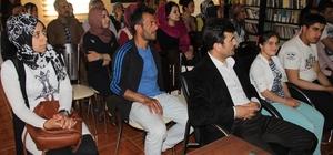 Şemdinli'de engelli ve ailelerine seminer