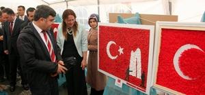 """Şehitler için """"81 İl 81 Bayrak"""" sergisi"""