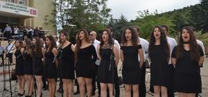 Kozan Meslek Yüksek Okulu'nda mezuniyet töreni