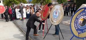 Kartal'da 19 Mayıs töreni