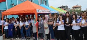 Didim Anadolu Lisesi 19 Mayıs'ı festival tadında kutladı