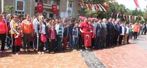 Elazığ'da 19 Mayıs coşkuyla kutlandı