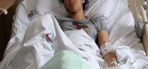 Cezaevi firarisi koca eşini bıçakladı