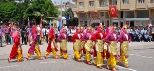 Reyhanlı'da 19 Mayıs törenle kutlandı