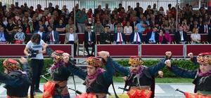 Söke'de 19 Gençlik Spor Bayramı kutlamaları
