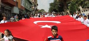 Şanlıurfa'da 19 Mayıs coşkusu