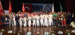 Uşak'ta 19 Mayıs Gençlik ve Spor Bayramı kutlamaları
