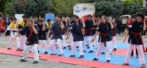 Kırıkkale'de 19 Mayıs kutlamaları