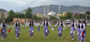 Kozan'da 19 Mayıs coşkuyla kutlandı