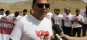 Şehit Kaymakam Safitürk anısına yamaç paraşütü festivali