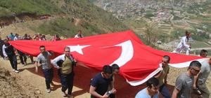 Gomane Dağı'nda 19 Mayıs coşkusu
