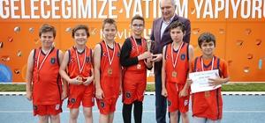 Başakşehirli genç sporcular ödüllerine kavuştu